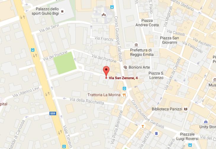 Via S. Zenone 4 Google Maps